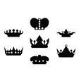 heraldry kings vector image vector image