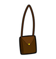 purse fashion isolated vector image