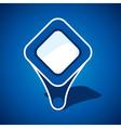 creative icon design vector image