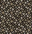 wood sennit seamless pattern vector image vector image