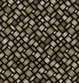 wood sennit seamless pattern vector image