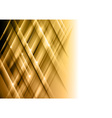 abstract lines gold cross vector image vector image