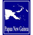 Papua New Guinea vector image