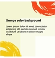 Abstract grunge background with space for your vector image