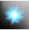Abstract plasma sphere EPS 10 vector image