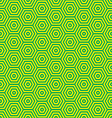 green and yellow retro seventies inspired wallpape vector image