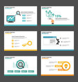 SEO Search engine optimization flat design element vector image