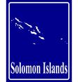 Solomon Islands vector image vector image
