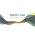 Colorful elegant style banner header website vector image
