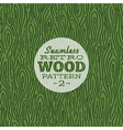 Retro wood seamless pattern vector image