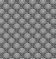 chainess pattern vector image