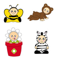 costumes vector image
