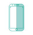 smartphone phone technology vector image