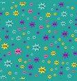 special offer seamless pattern vector image