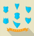 Set of Badges vector image