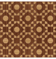 woodcarving background vector image