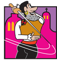 Musketeer vector image vector image