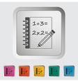 maths vector image