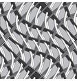 grid weave vector image vector image