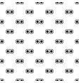 game glasses pattern vector image