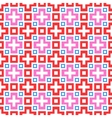 Abstract vivid seamless pattern tiling vector image