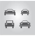 car logo set car icons collection vector image