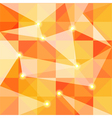 Abstract Colorful Polygon Background vector image