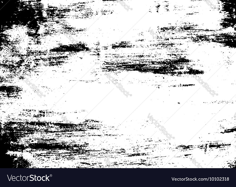Grunge brush texture vector
