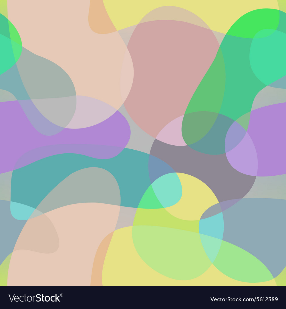 Abstract shapes pattern old school background vector
