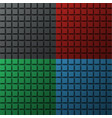 Set of colored backgrounds for a site banner or vector image