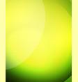shiny wave glass futuristic hi-tech design vector image vector image