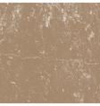 Distress Brown Texture vector image