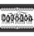 beer design vector image vector image