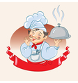 Cook vector image