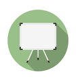 Whiteboard Icon vector image vector image