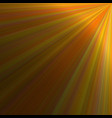 Ray burst background design - graphic vector image