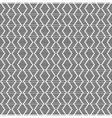 Striped zigzag texture vector image vector image
