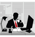 office vector image vector image