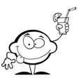 Cartoon Lemon vector image vector image
