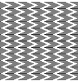 Zigzag striped texture vector image
