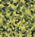 Abstract background camouflage style vector image