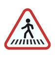 Cross Road vector image
