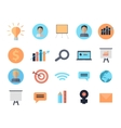 Set of Icons of Time Management Digital Devices vector image