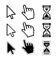 icon cursor of mouse