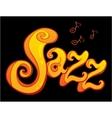 symbol of Jazz vector image