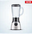 original kitchen blender vector image