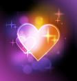 HeartAbstract vector image