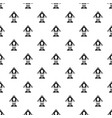 automation machine robot pattern vector image