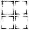 Scribble frames vector image