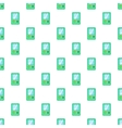 Tetris pattern cartoon style vector image